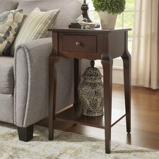 Daltrey 1 Drawer End Table