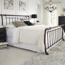 Catskill Sleigh Bed