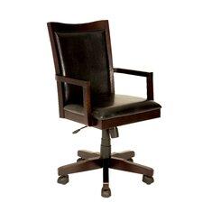 Pioneer Adjustable Wood Frame Arm Chair