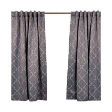 Grouse Blackout Single Curtain Panel