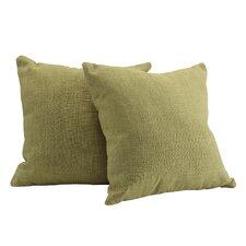 Rockwood Fabric Throw Pillow (Set of 2)