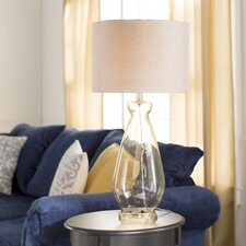 "Cloverfield 30"" H Table Lamp with Drum Shade"