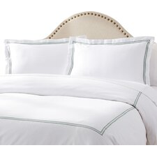 Meadow View 3 Piece Duvet Cover Set