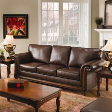 Simmons Upholstery Duwayne Queen Sleeper Sofa