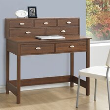 Holbrook Writing Desk with 7 Drawers