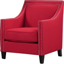 Allenport Studded Arm Chair