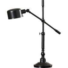 """Wilna 28"""" H Table Lamp with Drum Shade"""