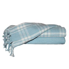 Southington 100% Cotton Throw Blanket (Set of 2)