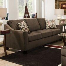 Simmons Upholstery Brentwood Queen Sleeper Sofa
