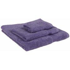 Spring Grove 3 Piece 600GSM Premium Combed Cotton Towel Set