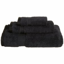 Spring Grove 3 Piece 600GSM Premium Combed Cotton Towel Set