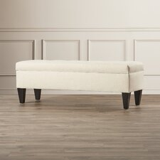 Tusarora Upholstered Storage Bench