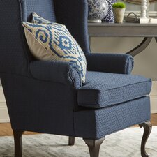 Palmdale Serta Upholstery Wingback Chair