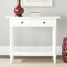 Cable Knit Console Table