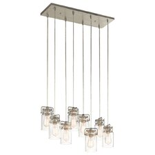 Bloomingdale 8 Light Pendant