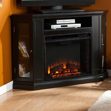 Oyster Bay with TV Stand Electric Fireplace