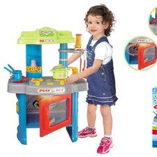 Fun Cooking Plastic Play Kitchen