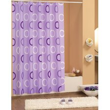 Rings Shower Curtain