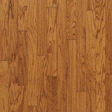 "Forest Glen 5"" Engineered Red Oak Hardwood Flooring in Satin Butterscotch"