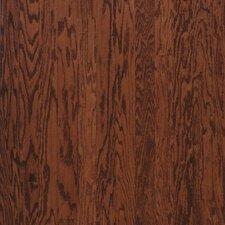 "Forest Glen 3"" Engineered Red Oak Hardwood Flooring in Satin Cherry"