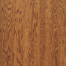 """Forest Glen 3"""" Engineered Red Oak Hardwood Flooring in Satin Gunstock"""