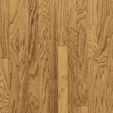 "Forest Glen 3"" Engineered Red Oak Hardwood Flooring in Satin Harvest"