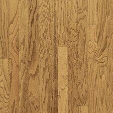 "Forest Glen 5"" Engineered Red Oak Hardwood Flooring in Satin Harvest"