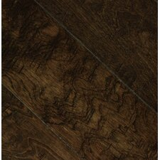 "Pioneer 5"" Engineered Birch Hardwood Flooring in Bison"
