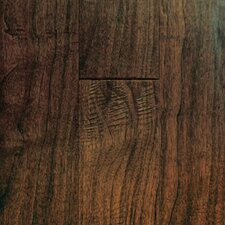 "5"" Solid Walnut Hardwood Flooring in Colonial"