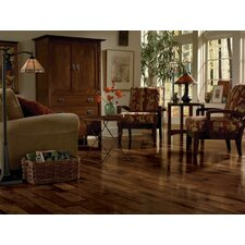 "American Vintage 5"" Engineered Walnut Hardwood Flooring in Low Gloss Mesa Brown"