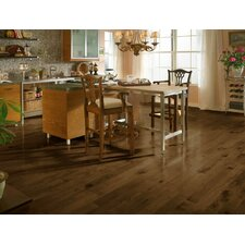 "4"" Solid Maple Hardwood Flooring in Cappuccino"
