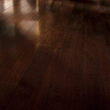 "American Vintage 5"" Engineered Cherry Hardwood Flooring in Low Gloss Copper Kettle"