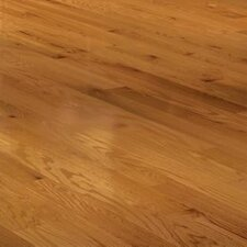 "4"" Solid Red Oak Hardwood Flooring in Butterscotch"