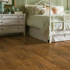 "5"" Solid Hickory Hardwood Flooring in Clover Honey"