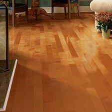 "Sugar Creek 3-1/4"" Solid Maple Hardwood Flooring in Low Gloss Cinnamon"