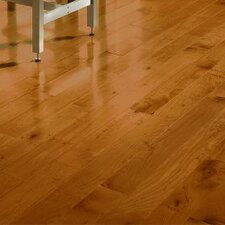"4"" Solid Maple Hardwood Flooring in Cinnamon"