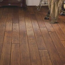 "Chimney Rock 4"" Solid Hickory Hardwood Flooring in Caravan"