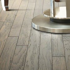 "5"" Engineered Hickory Hardwood Flooring in Fedora"
