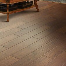 "Camden Hills 5"" Engineered Hickory Hardwood Flooring in Autumn Breeze"