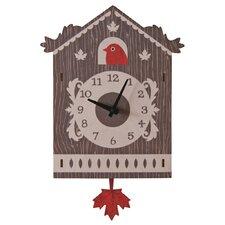 Cuckoo Pendulum Wall Clock