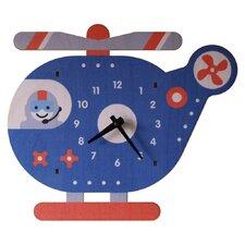 Chopper Wall Clock