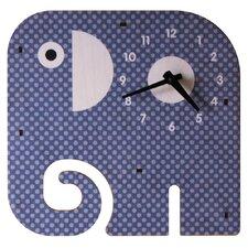 Trunk Wall Clock