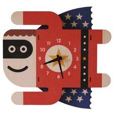 Superboy Wall Clock