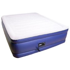 "Keystone Deluxe 20"" Raised Air Mattress with Built In Pump"