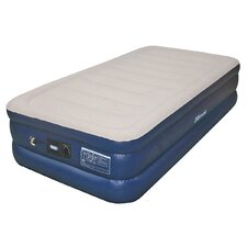 "Keystone 18"" Raised Air Mattress with Built In Pump"