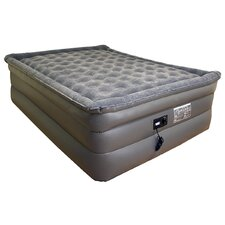 "Slumberland Deluxe Comfort 26"" Raised Pillowtop Air Mattress"