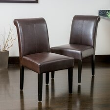 Canberra Roll-Top Dining Chair (Set of 2)