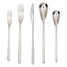 Dragonfly 5 Piece Flatware Set