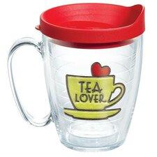 Eat Drink Be Merry Tea Lover Mug