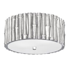 Masefield 2 Light Flush Mount